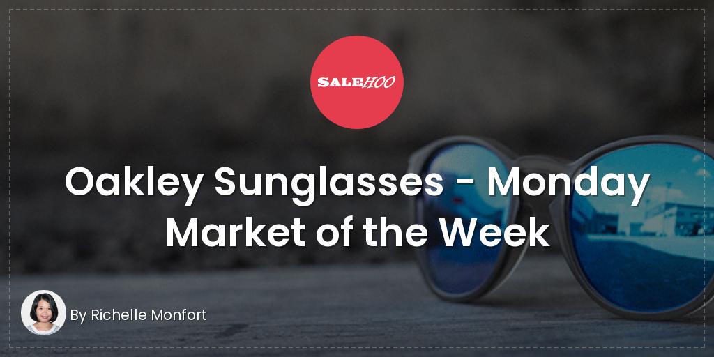 f9d532729850 Wholesale Oakley Sunglasses | SaleHoo